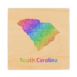 サウスカロライナ ウッドコースター