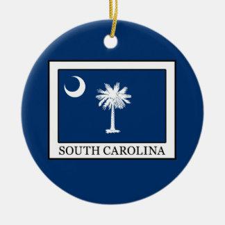サウスカロライナ セラミックオーナメント