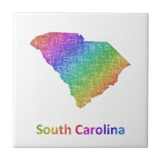 サウスカロライナ タイル