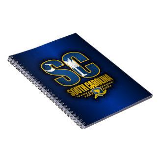 サウスカロライナ (SC) ノートブック