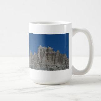 サウスダコタからの荒地場面 コーヒーマグカップ