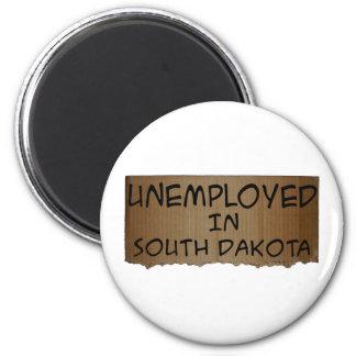 サウスダコタの失業者 マグネット