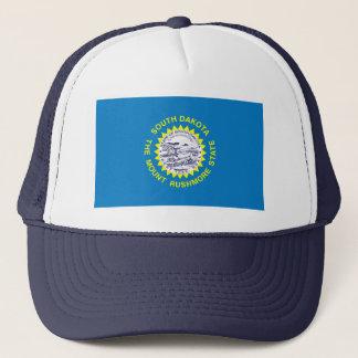 サウスダコタの旗の帽子 キャップ