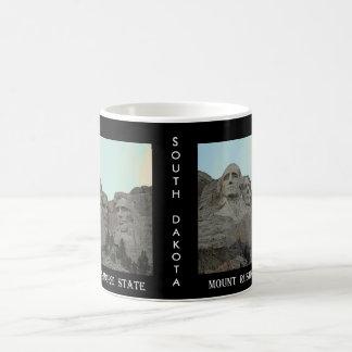 サウスダコタラシュモア山の国家 コーヒーマグカップ
