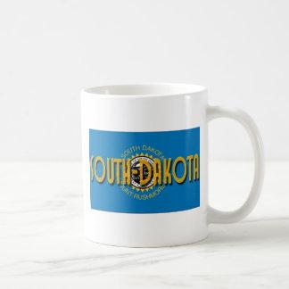 サウスダコタ コーヒーマグカップ