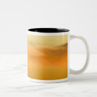 サウスダコタ、米国 ツートーンマグカップ
