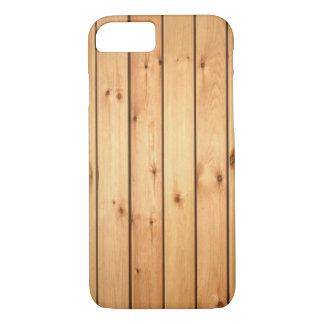 サウナ木パネル iPhone 7ケース