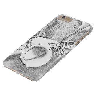 サクソフォーンプレーヤー… BARELY THERE iPhone 6 PLUS ケース