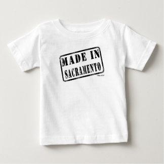 サクラメントで作られる ベビーTシャツ
