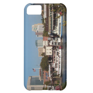 サクラメントのカリフォルニアのiPhone 5の適用範囲が広いプラスチック貝 iPhone5Cケース