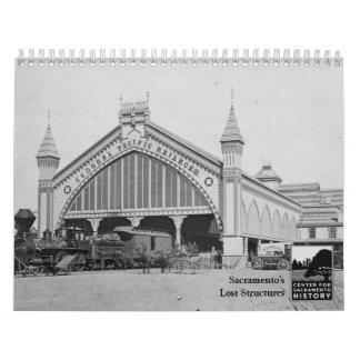 サクラメントの失った構造 カレンダー