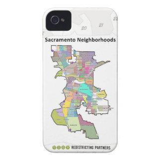 サクラメントの近隣 Case-Mate iPhone 4 ケース