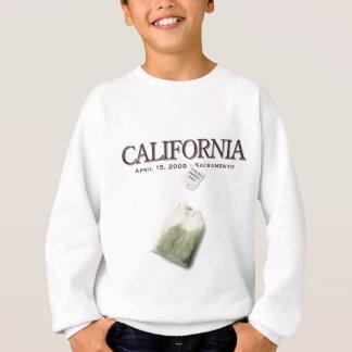 サクラメントカリフォルニアのお茶会 スウェットシャツ