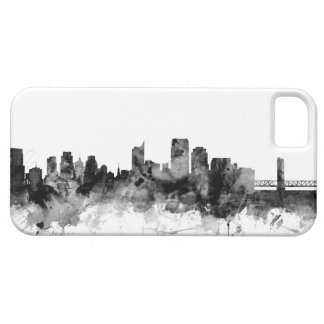 サクラメントカリフォルニアのスカイライン iPhone SE/5/5s ケース