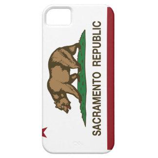 サクラメント共和国の旗 iPhone SE/5/5s ケース