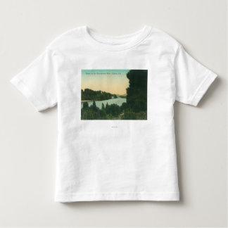 サクラメント川SceneColusa、カリフォルニア トドラーTシャツ