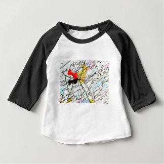サクラメント、カリフォルニア ベビーTシャツ