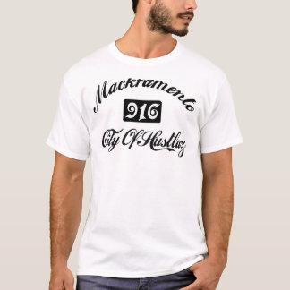 サクラメント(Mackramento) Tシャツ