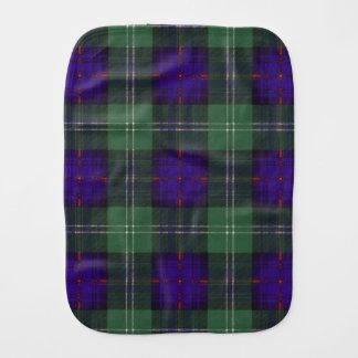 サザランドの一族の格子縞のスコットランド人のタータンチェック バープクロス