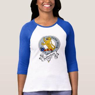 サザランドの一族は記章を付けます Tシャツ