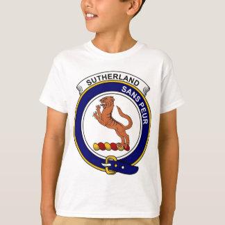 サザランドI (伯爵の)の一族は記章を付けます Tシャツ