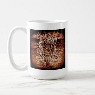 サスカッチのマグ コーヒーマグカップ