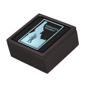 サスカッチの保証-アイダホ ギフトボックス