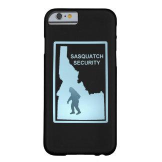サスカッチの保証-アイダホ BARELY THERE iPhone 6 ケース