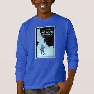 サスカッチの保証-アイダホ Tシャツ