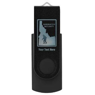 サスカッチの保証-アイダホ USBフラッシュドライブ