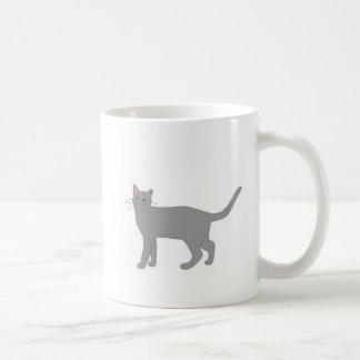 サスカッチの猫のマグ コーヒーマグカップ