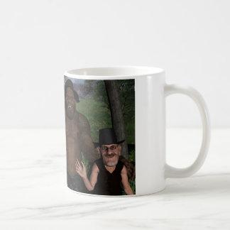 サスカッチの目撃のマグ コーヒーマグカップ