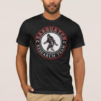 サスカッチの調査チーム Tシャツ