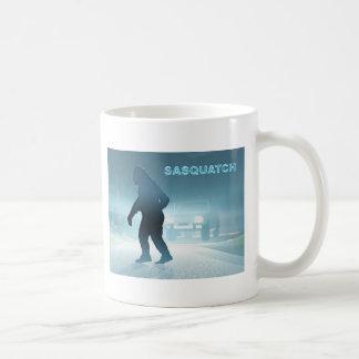 サスカッチの遭遇 コーヒーマグカップ