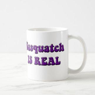 サスカッチは実質です コーヒーマグカップ
