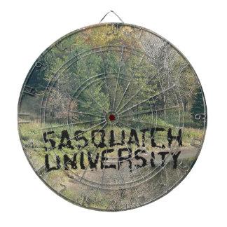 サスカッチ大学-多数プロダクト ダーツボード
