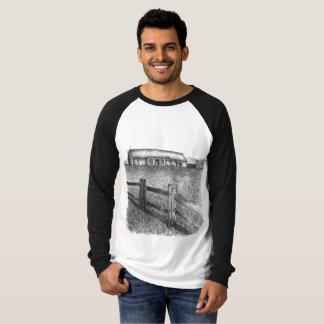 サセックスの納屋 Tシャツ
