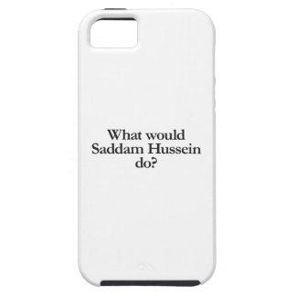 サダムのhuseeinする何が iPhone SE/5/5s ケース