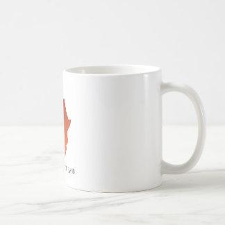 サッカーによって新天地を発見して下さい コーヒーマグカップ