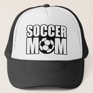 サッカーのお母さん キャップ