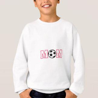 サッカーのお母さん スウェットシャツ
