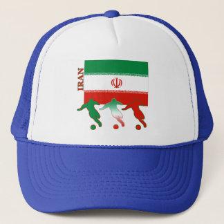 サッカーのイランの帽子 キャップ