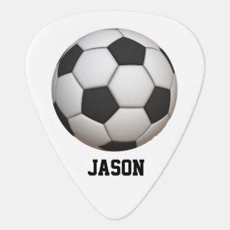 サッカーのギターピック ギターピック