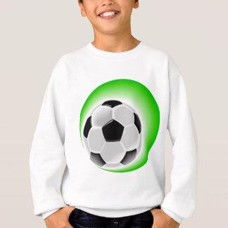 サッカーのゴールおよび成功 スウェットシャツ