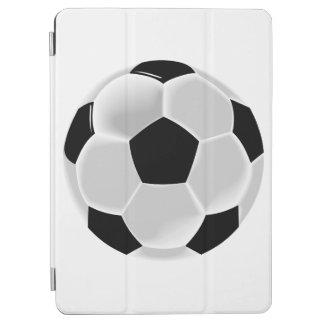 サッカーのフットボールのFutbolの球 iPad Air カバー