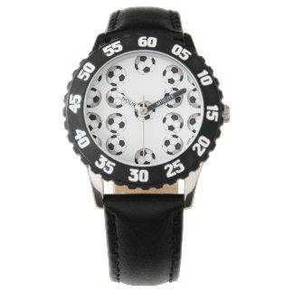 サッカーの腕時計 腕時計