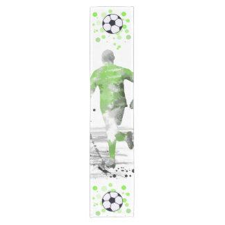 サッカーの選手5 ショートテーブルランナー