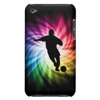 サッカーの選手; カラフル iPod TOUCH カバー