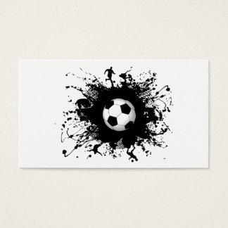 サッカーの都市スタイル 名刺