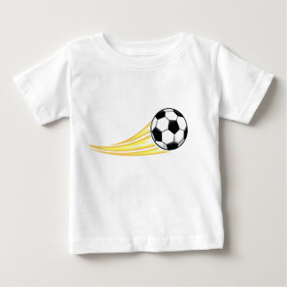 サッカーの2015年のフットボール ベビーTシャツ